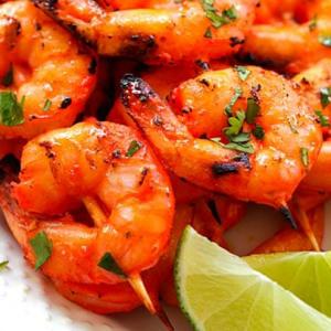 Shrimp Tandoori Masala