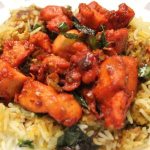 Bezwada Chicken Biryani