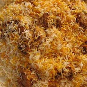 Chicken Boneless Biryani