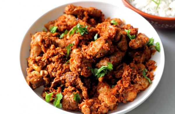 Chicken Suka