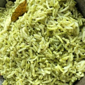 Spinace Rice
